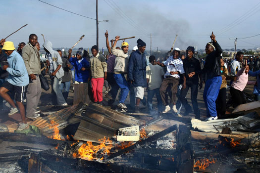 xenophobia - Xenophobia: Two Nigerians hacked to death in South Africa