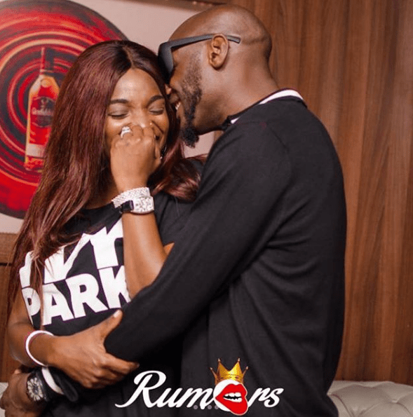 , 2face, Annie Idibia Spotted Carrying Toyin Abraham's Son (Photo), All 9ja