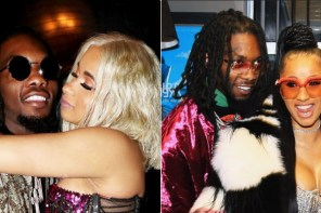 Cardi B hints at relationship problem with Offset, says they aren't really talking