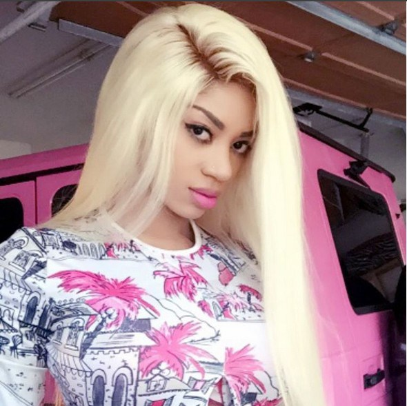 Dencia - Nigerian Nollywood Who Bleach Their Skin