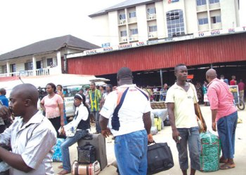 Vacationers Stranded At Motor Parks Due To Gas Shortage