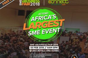 How To Give Your Brand Maximum Exposure At ConnectNigeria's eBusiness Fair 2018