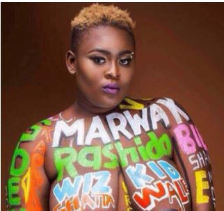 Ghanaian nude model: I will blame myself if I am