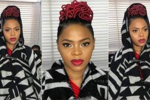 Chidinma shares stunning new look as she promotes her new single (Photos)