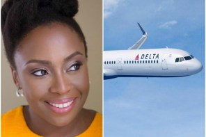 Chimamanda Adichie Is Not Happy With Delta Airlines And Here's Why