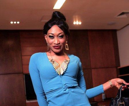 Actress Oge Okoye