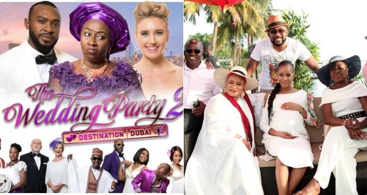 Wedding Party 2 rakes in N467 million worldwide