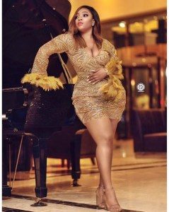 """actress moesha 2 - """"Being curvy will not be against the law, Flaunting My Curves Doesn't Make Me Low cost – Actress, Moesha Boduong"""