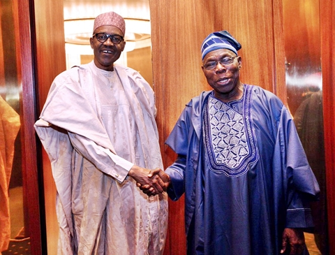 Image result for breaking;obasanjo reply nigerians about is letter to buhari