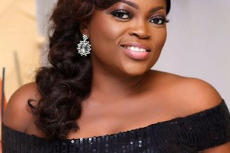 "[Photo]: Funke Akindele Drops Lovely Birthday Message For Her ""Look Alike"" Sister"