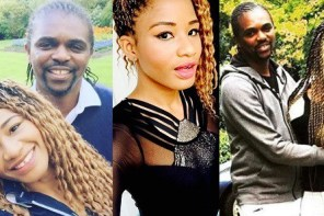 Kanu, wife, Amara unfollow each other on Instagram after Amara called out his junior brother