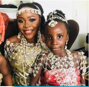 omawumi trad - First Photographs From Omawumi's Conventional Marriage ceremony To Tosin Yusuf In Warri