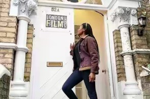 Nollywood Actress And Producer Judith Audu Heads To London Film Academy To Advance Her Skills In Directing