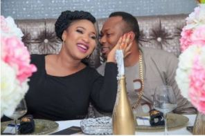 Tonto Dikeh's Ex-husband, Churchill Responds To Her Latest Cheating Allegation When They Were Married