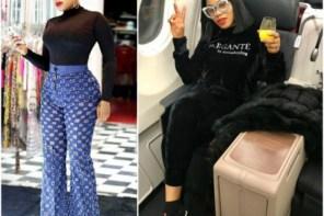 'Don't call me a slay queen' -Toyin Lawani tells followers