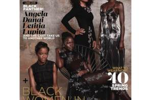 Nigeria's Ade Samuel Styles The Black Panther Cast For Essence Magazine's Latest Cover