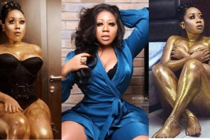 """""""Apologies To Everyone Who Felt I Let Them Down With My Unclad Photos""""- Actress Moyo Lawal"""