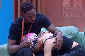 BIG BROTHER NAIJA 3: NINA CRIES AS SHE GETS SEPARATED FROM MIRACLE