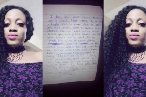 Nigerian Lady Attempts Suicide After Her Boyfriend Dumped Her