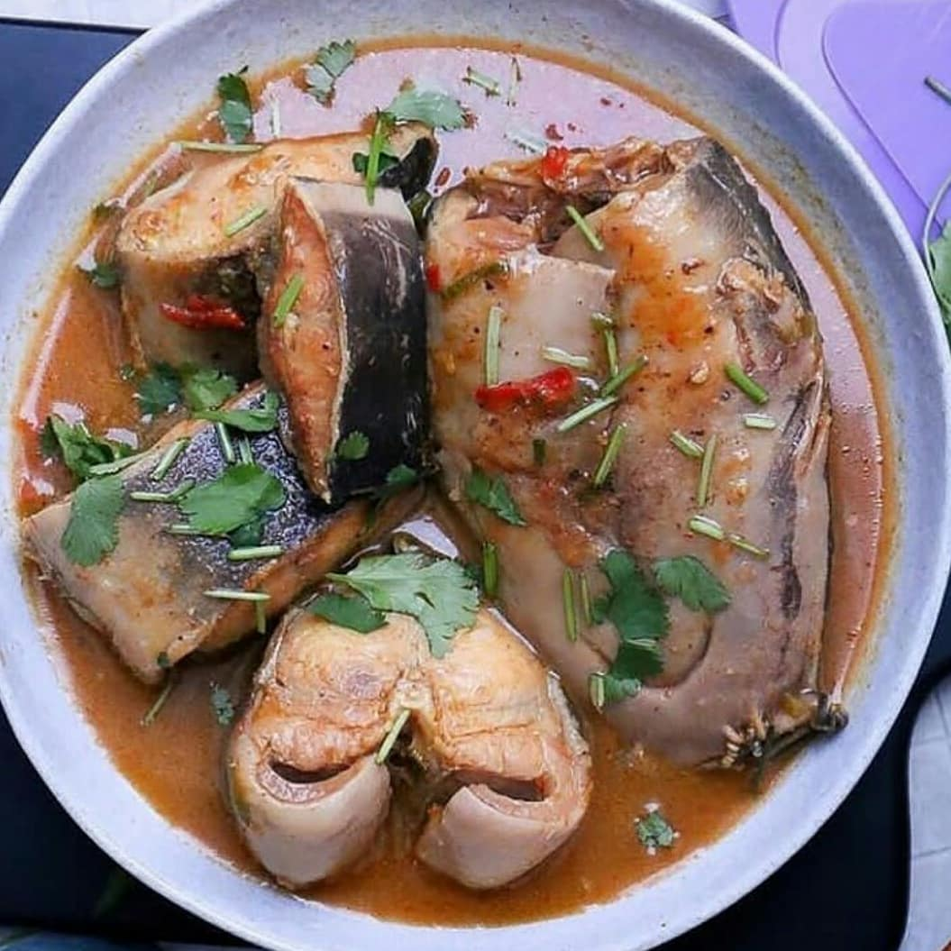 Nigerian Dishes: Catfish Pepper soup - Information Nigeria