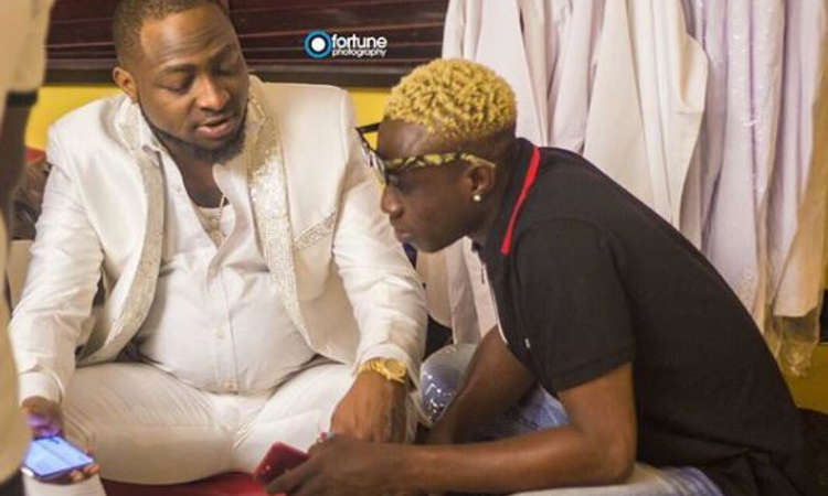 i swear dem go pay make i land first davido vows to deal with the thugs that beat up zlatan ibile - 'Go back to making history' – Davido celebrates Zlatan's release