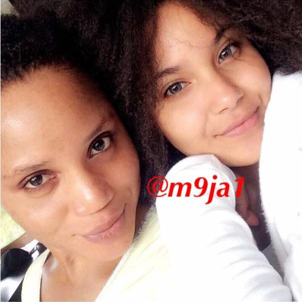 maheeda prays for her daughter not to be like her as she clocks 17 today 8 - Maheeda Prays for her daughter to not be like her as she clocks 17 immediately