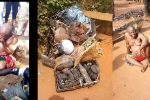 Ritualist Who Pays Boys To Collect Pants Of Virgins Arrested In Anambra (Photos)