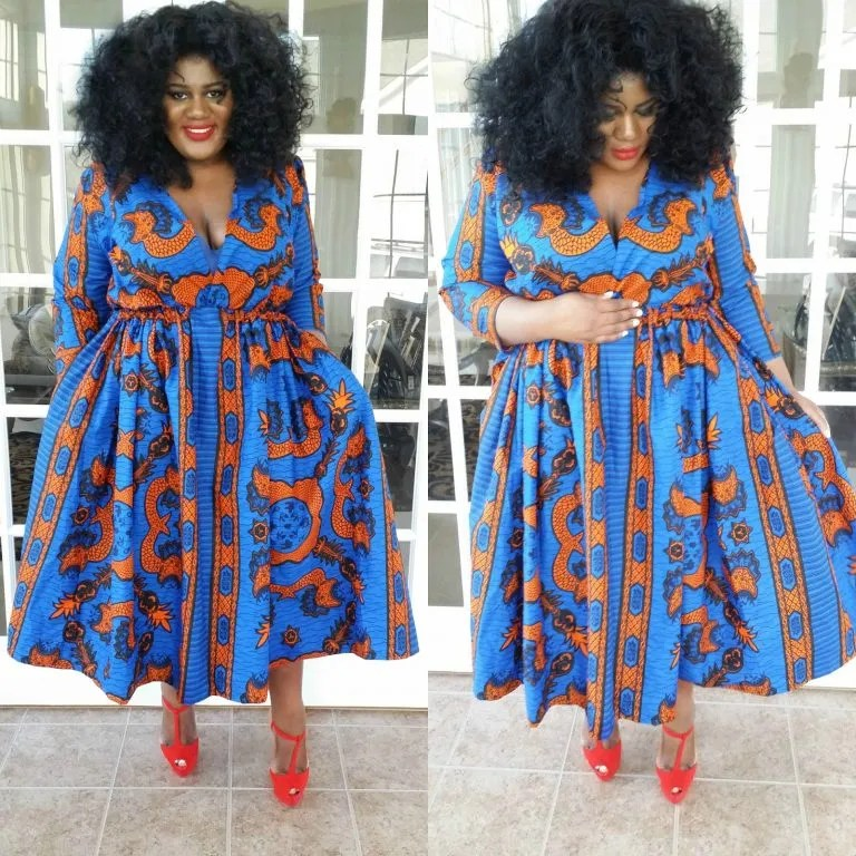 14 Of The Most Beautiful Ankara Styles For Curvy Ladies ...