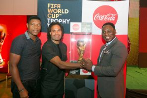 VIPs exciting time with the VIP FIFA World Cup Trophy Tour viewing events