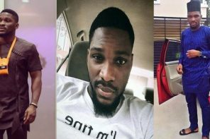 #BBNaija: Tobi Reveals How Much He Earned Monthly At Heritage Bank