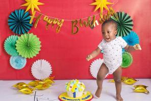 5 Birthday Photshoot ideas for your beloved one year old