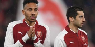 Aubameyang Named New Arsenal Captain