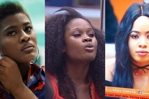 #BBNaija: Alex slams CeeC, defends Nina over their food fight