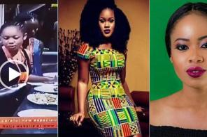BBNiaja: Cee-C fights with Nina over meat, says Nina saved the biggest pieces of meat for herself and Miracle (Video)
