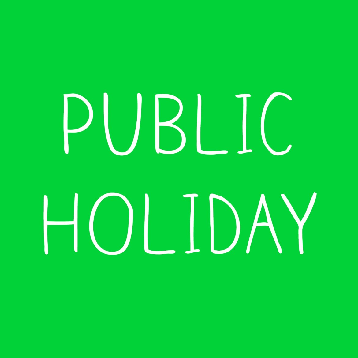 breaking news fg announces 2 day public holiday to celebrate good friday and easter monday - Federal Government declares Friday and Monday, as public holiday