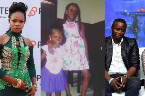 Check Out Lovely Photo of former bread seller turned model Olajumoke's Children