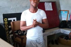 NYSC Member In Police Net For Defiling And Impregnating 11yrs Old JSS 2 Student In Warri (Photos)