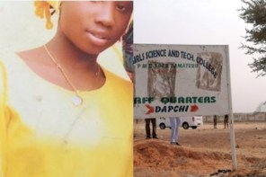 Dapchi girl held back by Boko haram for not denouncing her faith must be brought back – Nigerians