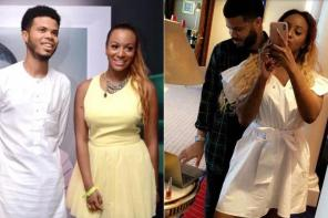 Check out the exchange between Asa Asika and his girlfriend DJ Cuppy on social media