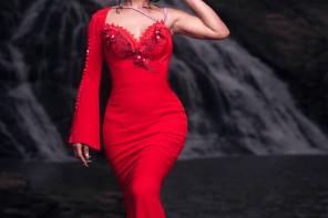 Tonto Dikeh Flaunts Incredible Curves In New Photoshoot