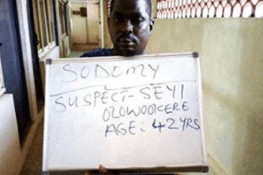 'I've defiled Just 8 People, Including A 12-Yr-Old Boy' — Suspect Coonfesses