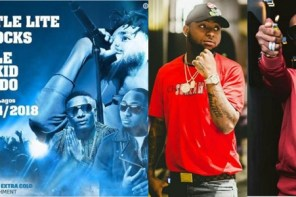 J. Cole, Davido & Wizkid To Perform In Lagos This April