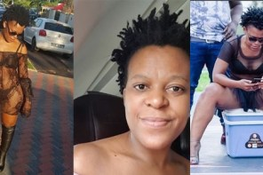 """My Ugly Face Got Me This Far"" – South African Pantless Dancer, Zodwa Wabantu"