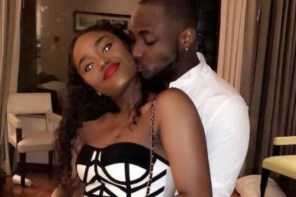 "Photos: Davido Declares Girlfriend, Chioma ""The Most Beautiful Being On Earth"""