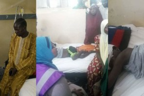 Ritualist Plucks Out Eyes Of 7-Year-Old Boy In Borno State (Photos)