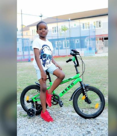 wizkid first son boluwatife set to launch clothing line 1 - Wizkid first son Boluwatife Set to Launch Clothes Line