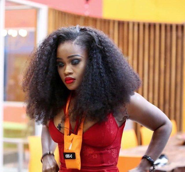 Nigerian lady blasts Cee-C