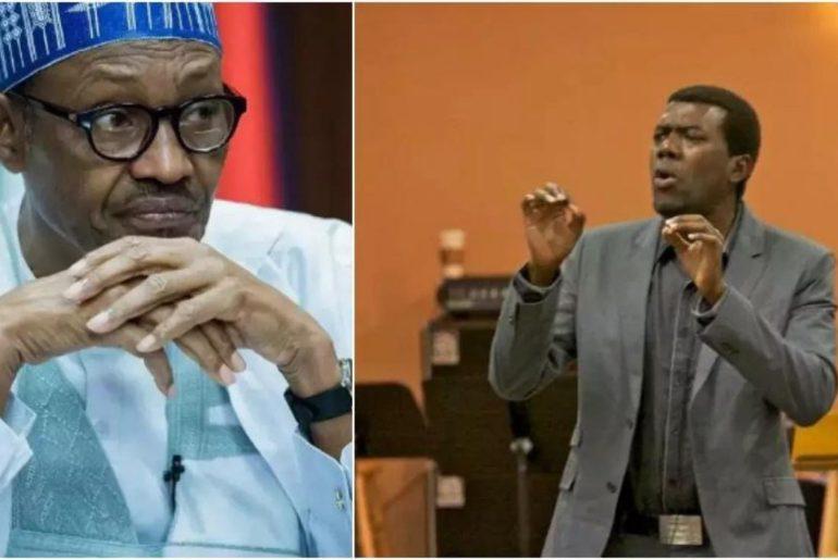 BuhariReno Omokri - I am a critic of President Buhari But I Must Commend Him For This – Reno Omokri