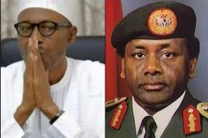 Nigeria Decides: Abacha's son, declares total support for Buhari, his father's ex ally