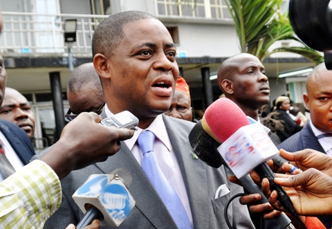 "buhari stole the presidency ffk reacts to buharis claim of being removed for fighting corruption - Nigerians query former minister over ""irresponsible"" statement"
